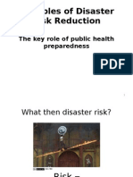 Lecture- Disaster Management