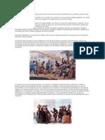 Historia de La Capoeira Gerais