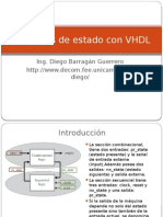 5_Maquinas de Estado Con VHDL