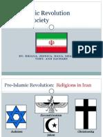 pre-islamic revolution iranian society - updated