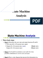 Appendix - Analyse and Design a FSM