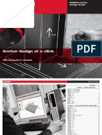 HILTI PROFIS Anchor Design Guide