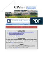 Careers Newsletter Issue 35 22May 2015