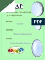 Caldas Cabanillas Everson - Quimica - Contaminacion Por La Construccion