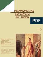 RepresentaciÓn ArtÍstica de Teseo