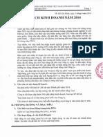 6 Ke Hoach Kinh Doanh 2014