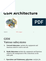 GSM Architecture Engg.