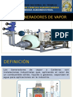 Generadores de Vapor Expo Termo