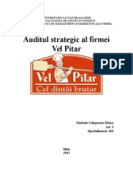 Auditul Strategic