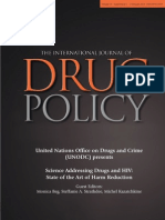 Drug Policy International Journal 2015