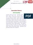 04_Associative_Memory - CSE TUBE