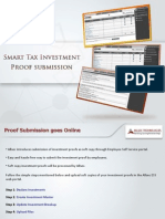 Tax Proof UP UserManual