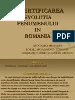 76148007 Desertificarea Evolutia Fenomenului in Romania