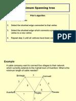 D1,L5 Prim's algorithm from a table.ppt