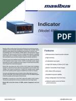 Masibus 408 - Legacy Indicator