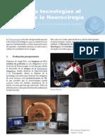 Las nuevas tecnologías al servicio de la Neurocirugía