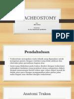 Tracheostomy ppt