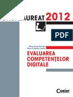 EvaluareacompetentelordigitaleBAC E-book2012 PREVIEW