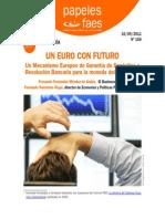 Un Euro Con Futuro