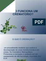 Como funciona um crematório