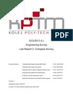 Lab Report Compass Survey