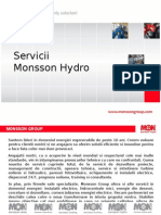 Monsson Hydro Services_prezentare 2015_short