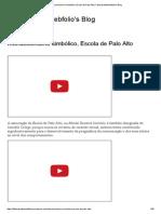 Interaccionismo simbólico, Escola de Palo Alto _ Fatimasantoswebfolio's Blog.pdf