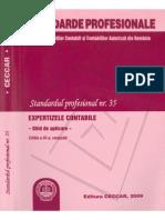 Standardul Profesional 35 Expertizele Contabile Marin Toma 2009 PdfTK