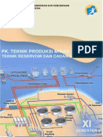 Teknik Produksi Migas - Teknik Reservoir Dan Cadangan Migas
