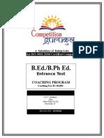 B.ed Coaching Institute in Delhi, Janakpuri