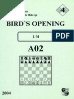 Opening Sideways - Volumes IV - A02 - Bird's Opening