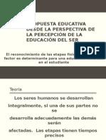 Propuesta Educativa Centrado en el Estudiante