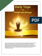 Daily Yoga Manual Rel1