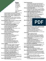 Edexcel Biology Unit 1 Model Answers (AS LEVEL)
