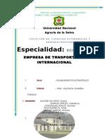 Empresa de Transportes Gm Internacional (1)