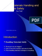 Lecture 4-Material and Machine Safety