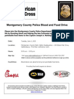 MCP Blood Drive 2015