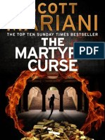 The Martyrs Curse - by Scott Mariani, Extract