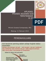 Malang 2012- Aplikasi Ncp Di Rs-bu Meti Rshs