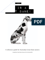 Love is a Great Dane