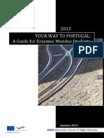 Brochura Portugal 2013 en A5