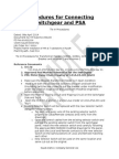 Procedures for Connecting Switchgear and PSA.docx