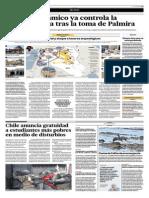 El Estado Islámico Ya Controla La Mitad de Siria Tras La Toma de Palmira