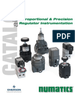 Centrifuge Numatics Precision80Series R092010