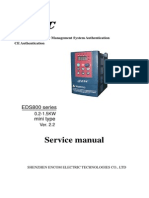 Mitsubishi    E700    Variable frequency drive  VFD  Instruction Manual   Power Inverter   Electrical