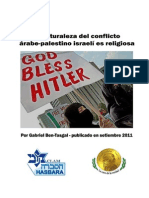 La Naturaleza Del Conflicto Es Religiosa