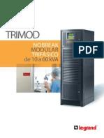 Catálogo de Nobreaks Trimod Da SMS