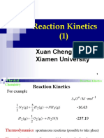 Reaction Kinetics(1)