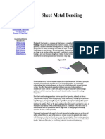 Sheetmetal Info
