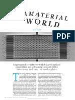 Billings - Metamaterial World